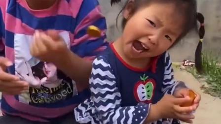 我的童年:又是小宝贝在偷吃金币巧克力
