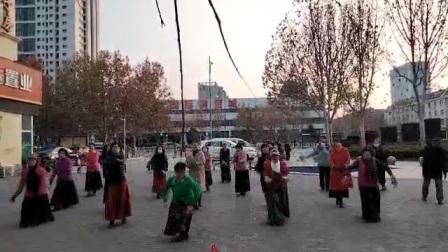 广场舞~可可托海的牧羊人