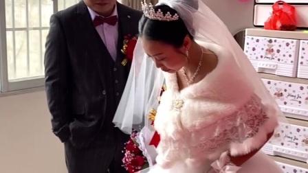 今天我们结婚了