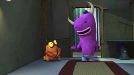 罗巴与紫怪怪第10集