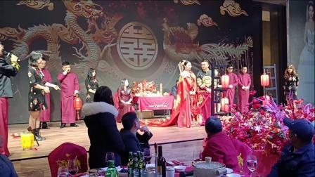 滨江大酒店中式婚礼