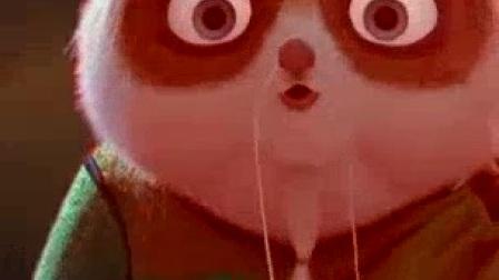 我在功夫熊猫3截了一段小视频