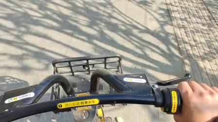 201209贺州1电单车