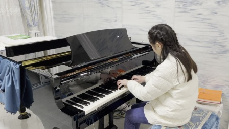 """贝多芬奏鸣曲""""热情""""第三乐章"""