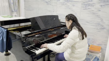 """贝多芬奏鸣曲""""热情""""第一乐章"""