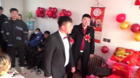 巢庄村 姚勇 李双 婚礼录像 高清
