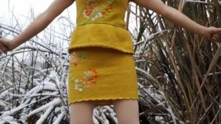 美丽冻人,下雪了,断桥残雪dj