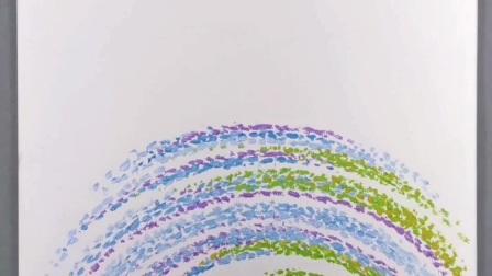 【境-禅意油画10】如何绘画步骤教程入门初学技巧课程教学快速表演示范|授课私教|可放大定制|潘俊宏艺术家