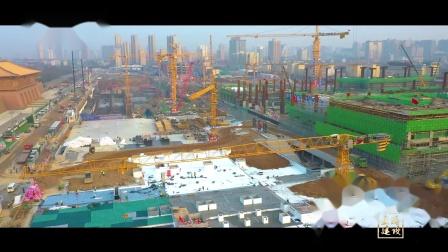 提升城市形象 彰显古城魅力 西安火车站北广场及周边市政配套工程建设运营项目