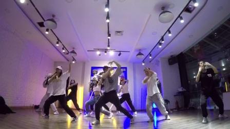 【DP街舞】小泽老师的urban课堂,这支舞帅出天际了