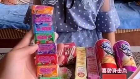 趣味亲子:妈妈有比巴卜糖,姐姐也想吃