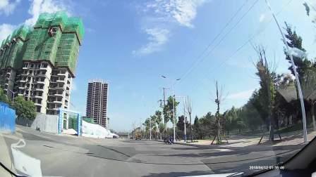 0412-0135义马乐亿佳商贸公司行车记录2018年4月12日1点35分.AVI