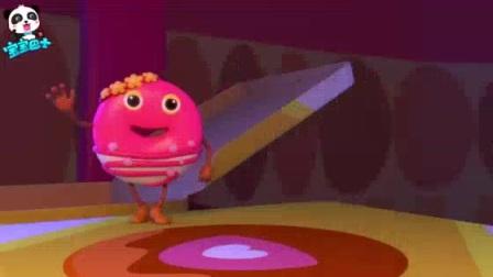 我在爱跳舞的甜甜圈截了一段小视频