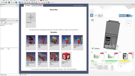 3DfindIT.com与FreeCAD相集成