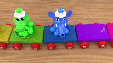 你喜欢哪个小动物玩具呢?