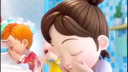 儿童故事儿童动画片会说话的玩具