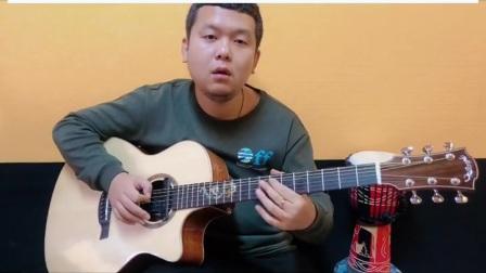 只要学会这个方法,吉他新手也能玩即兴