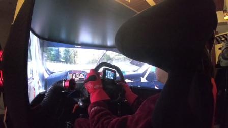 赛车模拟驾驶舱