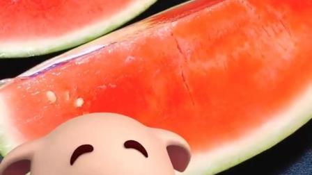 搞笑动漫:你买一个大西瓜!