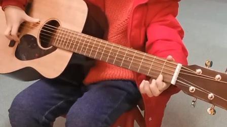 小星星  吉他弹唱 简谱