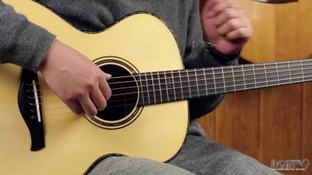 Jeff Traugott model R 巴西玫瑰木 手工吉他评测 沁音原声