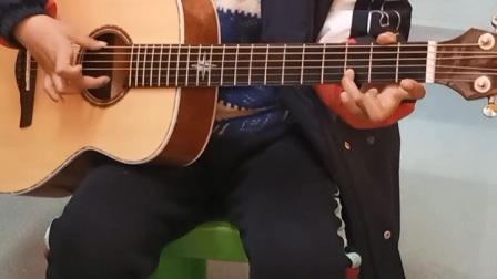 欢乐颂  吉他弹唱