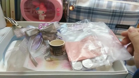 【呆】出一个超值杂货福箱/自制食玩//介绍小可爱定制的手作款蝴蝶结福袋呀