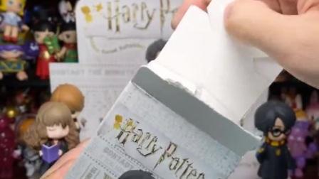 手气真好,哈利波特盲盒开拆,终于开到隐藏款啦!
