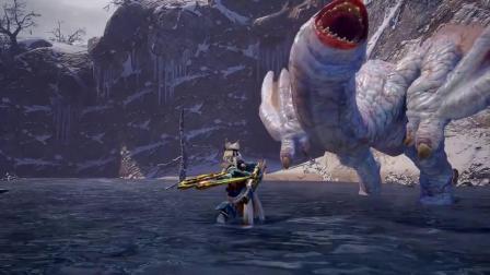 【3DM游戏网】《怪物猎人:崛起》奇怪龙