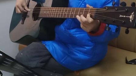 小步舞曲  吉他合奏