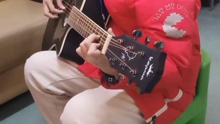 兰花草 吉他弹唱