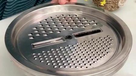 有了这个不锈钢擦丝器,拉丝切片一下搞定
