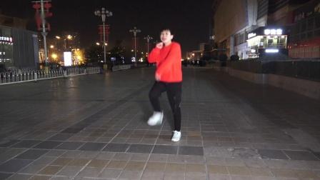 周玲老师练舞《狂曳》 2021-01-17