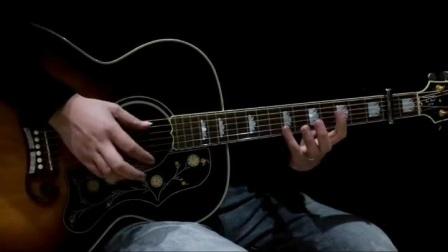 《加州旅馆》 吉他前奏指弹