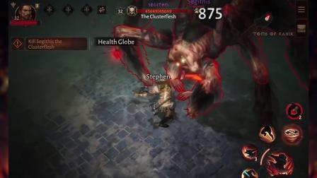 【游戏云快报】第38期 IGN《暗黑破坏神:不朽》A测视频,《杀手3》公开发售宣传片