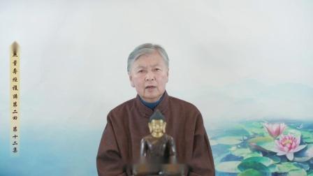 刘素云老师:《無量壽經》複講第二回-第12集0012