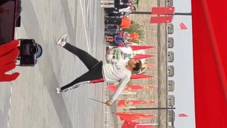 空竹大师表演