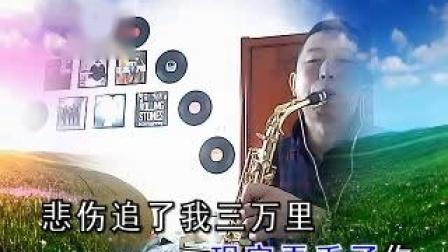 《悲伤追你三万年》王夏生萨克斯演奏