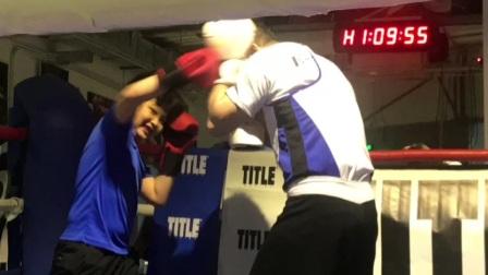 少年拳击9岁·MARK BOXING·北京拳击刘教练2021·17