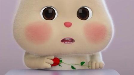 短耳兔小胖:没看见我在等你哄我嘛?