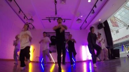 【DP街舞】很帅的hiphop编舞,同学们学起来吧