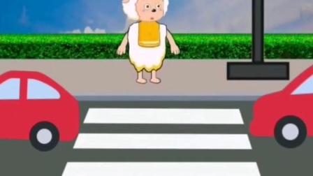 益智游戏:懒洋洋不遵守交通