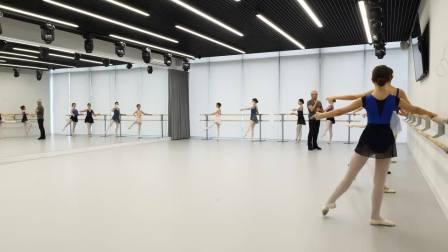 Lazaro Carreño - 芭蕾公开课Open Ballet Class - 12~14岁 - 2021年1月