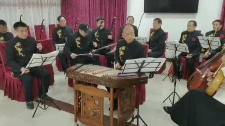 叶青笛子,2021年龙川县民乐团新春音乐会