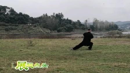 陈氏49式太极剑,