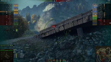 坦克世界 瓦克VK7501解读与大佬9级705打N个10级车