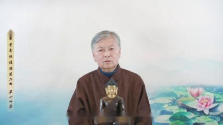 劉素雲老師 - 無量壽經 複講 第二回 第14集