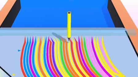 小游戏:画笔还没有装满盒子