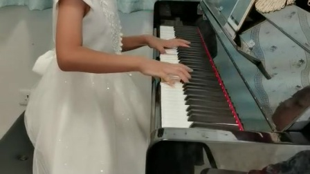 打磨钢琴新版五级乐曲