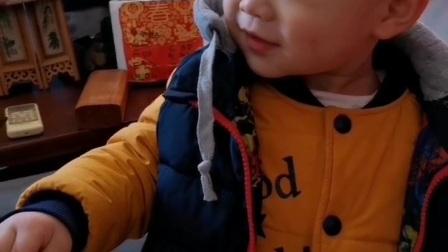 孙江媛的宝贝儿子小糖豆